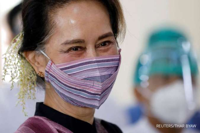 Terbongkar Penyebab Kudeta (Gulingkan Presiden) di Myanmar