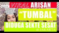 "Heboh! Video Viral!, MC Bongkar Arisan Elite di Jakarta Pakai Tumbal (""digantung"") Diduga Aliran Sekte Sesat"